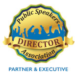 Public Speakers Association Business Expert